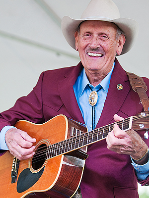 Grand Ole Opry Musician Jimmy C. Newman Dies