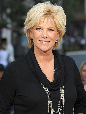 Joan Lunden Completes Second Chemotherapy Treatment