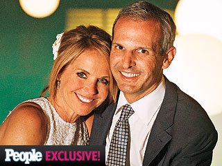 Inside Katie Couric's Hamptons Wedding
