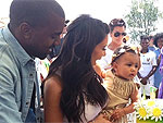 Kim Kardashian: Nephew Mason Wasn't Happy About North's 'Kidchella' Party