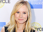 What's Kristen Bell's Secret to Balancing Fitness and Family Time?