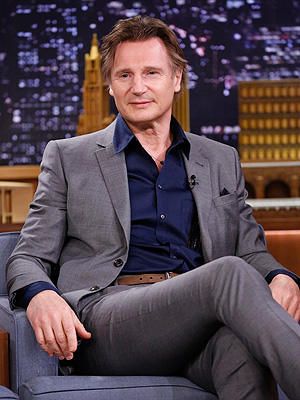 Liam Neeson's Nephew Suffers Head Injury in Fall