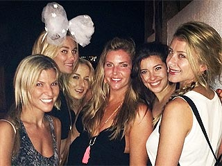 From Tats to Trendy Dresses: All the Details on Lauren Conrad's Bachelorette Weekend!