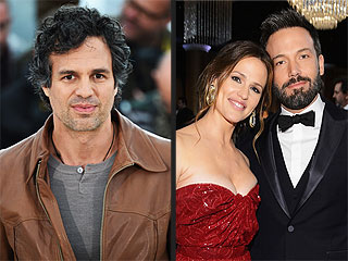 Mark Ruffalo Blames Ben Affleck for His Lost Friendship with Jennifer Garner