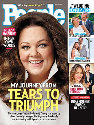 Melissa McCarthy's Emotional Interview: Finding Love, Coping with Critics and Becoming a Star – Her Way