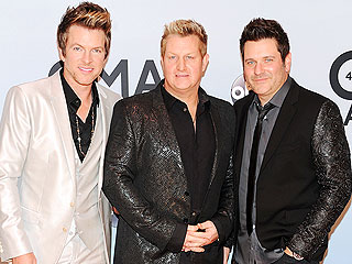 Pizzas, Burgers & Ice Cream, Oh My! Chowing Down with Rascal Flatts on Tour