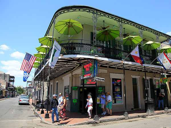 Bourbon Street Shooting Leaves 9 Injured in New Orleans