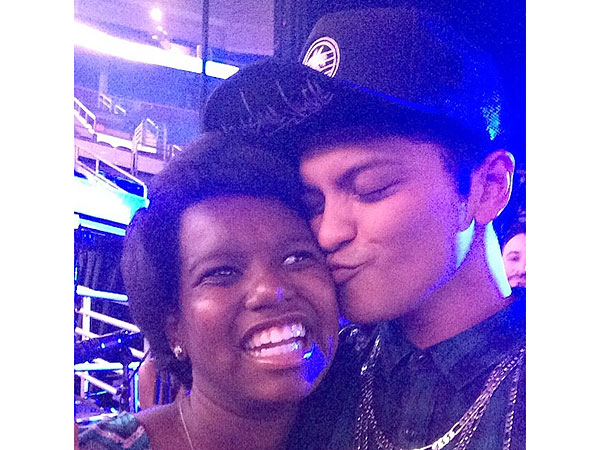 When Bruno Mars Met the Girl His Music Saved