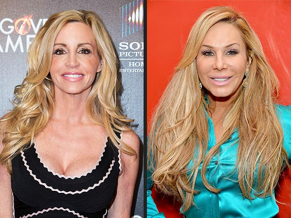 Are Camille Grammer & Adrienne Maloof Returning to RHOBH?