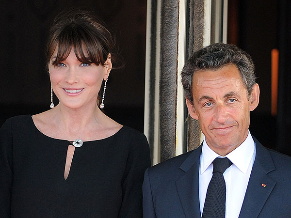 Will Carla Bruni-Sarkozy Go from Supermodel to Wife of an Inmate?
