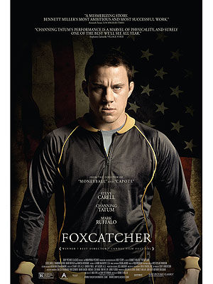First Look: Channing Tatum as You've Never Seen Him Before, in Foxcatcher