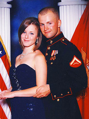 Missing Marine's Wife: Did She Meet a Man Before Disappearing?