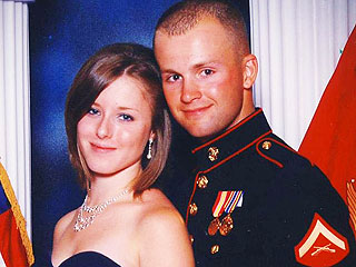 Missing Marine Wife Found Dead; Alleged Lover Arrested