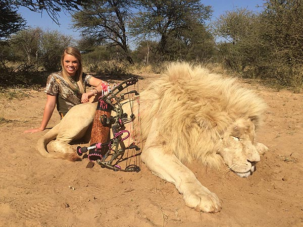 Texas Cheerleader Kendall Jones Sparks Online Outrage with Hunting Photos