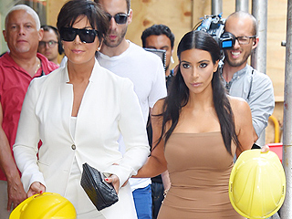 Kim & Kanye Are Shopping for 'Bigger' Apartment in N.Y.C., Source Says