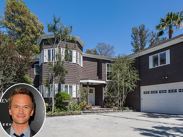 PHOTOS: Inside Neil Patrick Harris's $2.9 Million Home