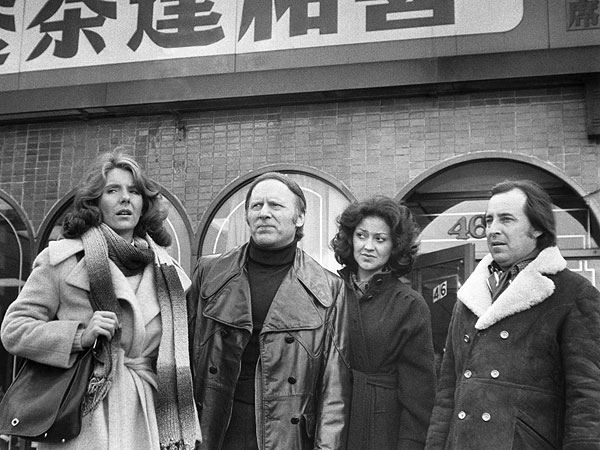 An Unmarried Woman, Bob & Carol & Ted & Alice Director Paul Mazursky Dies | Jill Clayburgh, Paul Mazursky