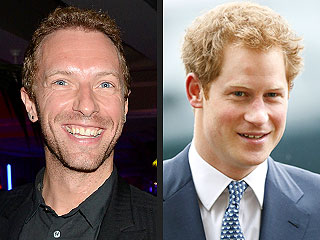 Look Who's Making Music for Prince Harry's Invictus Games   Chris Martin, Prince Harry