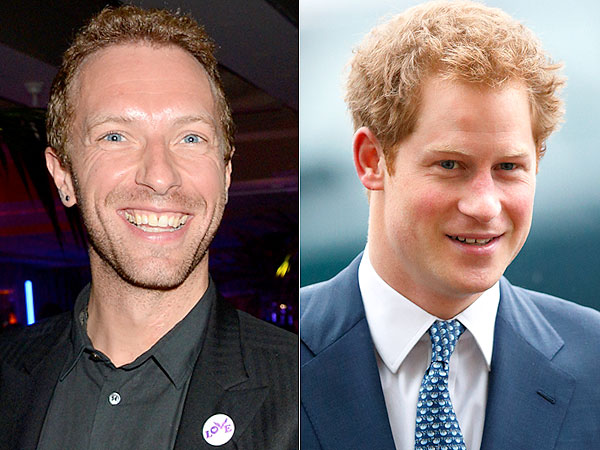 Look Who's Making Music for Prince Harry's Invictus Games | Chris Martin, Prince Harry