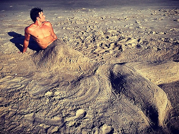 See Scott Eastwood as the Sexiest Merman Alive: PHOTO