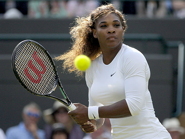 Serena Williams Withdraws from Wimbledon Match Due to Virus