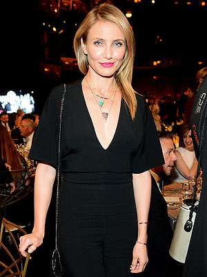 Cameron Diaz Gushes Over Benji Madden at Dinner in Miami