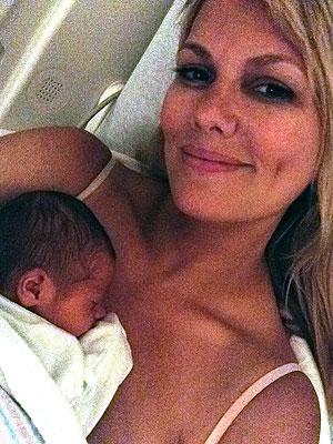 PowerNations Courtney Hansen Welcomes a Daughter