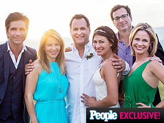 Inside Dave Coulier's Montana Wedding (And Why Pal John Stamos Cried!)