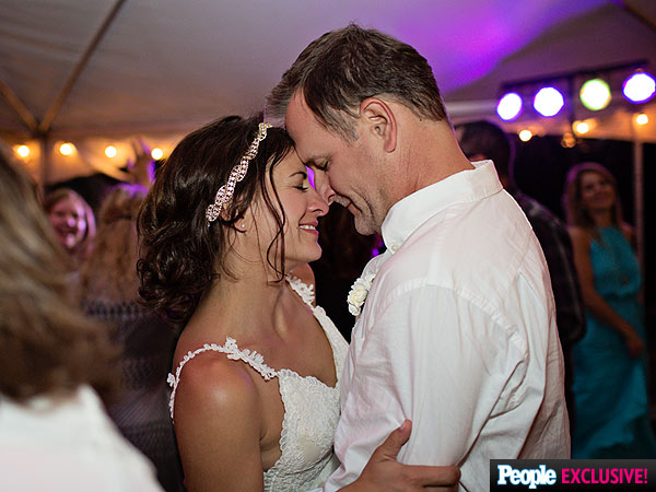 Inside Dave Coulier's Montana Wedding : People.com