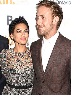 Eva Mendes Pregnant Expecting First Child Ryan Gosling