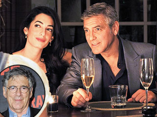 Which Costar Really Can't Wait for George Clooney to Be a Dad?