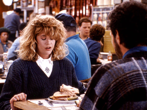 'I'll Have What She's Having!' An Homage to When Harry Met Sally...'s Deli Scene