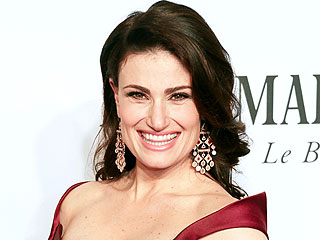 FROM EW: Idina Menzel Says She'll Be 'Way Too Old' for Wicked Movie by the Time It's Made