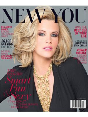 Jenny McCarthy Opens Up About Reinvention, Romance & Twitter Hate| Playboy, The View, Donnie Wahlberg, Jenny McCarthy