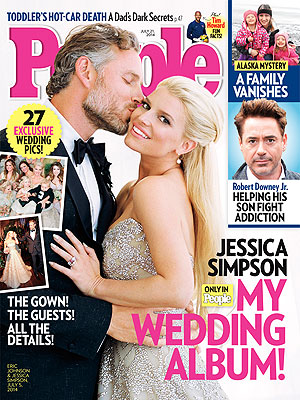 Jessica Simpson: Find Out Who Had a Wardrobe Malfunction at Her Wedding!