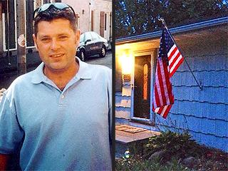 Stolen American Flag Returned to 9/11 Firefighter's Family