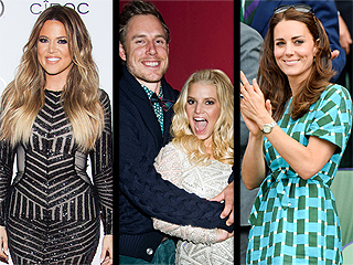 Jessica Simpson Gets Married, The Royals Watch Wimbledon & More Weekend News
