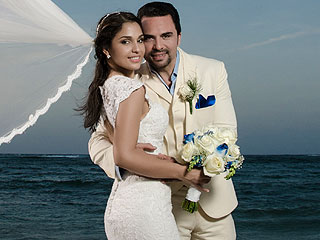 Rescue Me's Manny Perez Is Married – See the Wedding Photos!