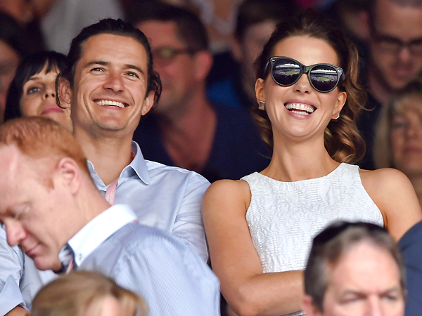 Tennis Stars: Chris Hemsworth, Victoria Beckham, Hugh Jackman & More Watch Wimbledon Men's Finals| Victoria Beckham, Wimbleton, Chris Hemsworth, David Beckham, Deborra-Lee Furness, Elsa Pataky, Guy Ritchie, Hugh Jackman, Kate Beckinsale, Kate Middleton, Orlando Bloom, Pippa Middleton, Prince William, Roger Federer, Samuel L. Jackson