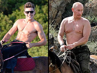 What Do Zac Efron, Justin Bieber & Vladimir Putin Have in Common? | Justin Bieber, Vladimir Putin, Zac Efron