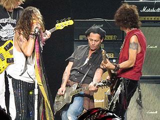 Rock On! See Johnny Depp Perform with Aerosmith (PHOTO)