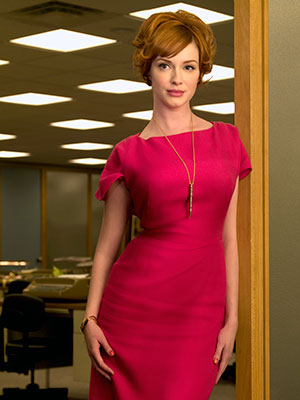 Christina Hendricks Says Agency Droppe