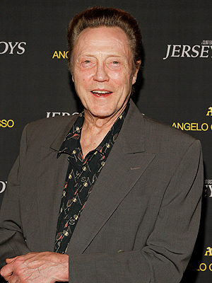 Christopher Walken Cast as Captain Hook in Peter Pan Live!