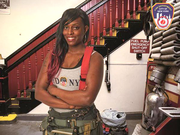 ... New York City Firefighter Calendar to Feature First Woman - New York