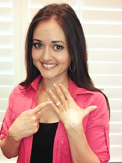 Surprise! Danica McKellar Is Engaged – See Her Ring