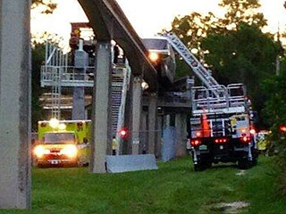 Dozens of Disney World Monorail Passengers Evacuated After Power Outage
