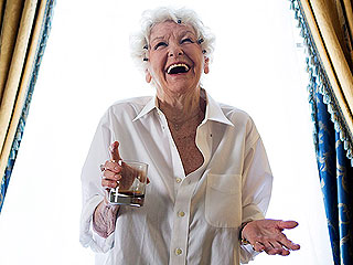 Elaine Stritch Given Starry Broadway Tribute