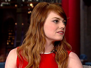 Loose Change From Beyond? Emma Stone Says Late Grandfather Brings Her Quarters