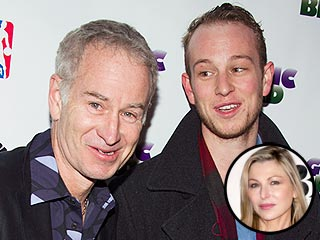 John McEnroe and Tatum O'Neal's Son Arrested for Drugs