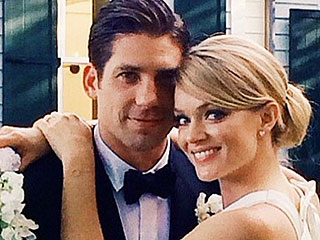 VS Angel Lindsay Ellingson Weds: See the Photo!